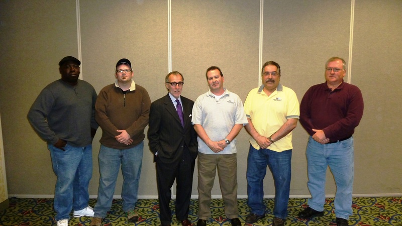 2012 Negotiating Committee